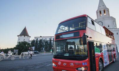 Обзорная экскурсия по Казани на автобусе