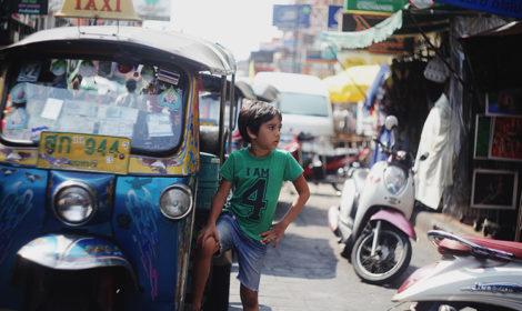 Как добраться до Ао Нанг из Краби