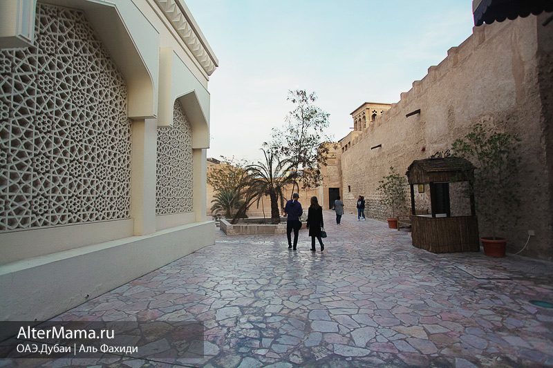Крепость аль фахиди дубай на карте аренда виллы в оаэ умаль кювейн