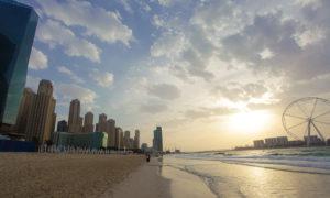 Лучшие пляжи Дубая: бесплатные и платные при отелях