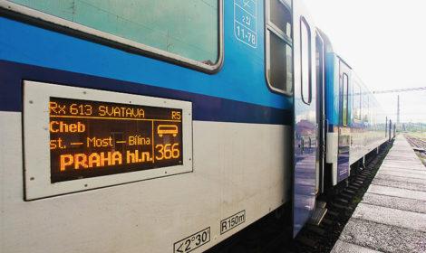 Прага Карловы Вары поезд отзыв