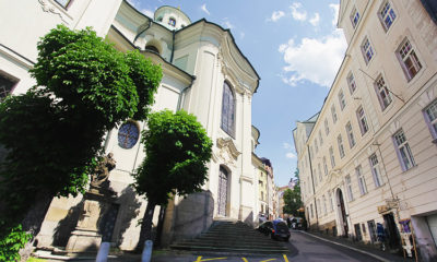 Костел святой Марии Магдалины отзыв с фото