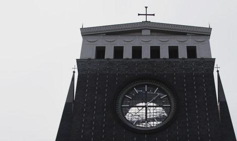 Церковь пресвятого сердца господня на Виноградах в Праге
