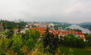 Все смотровые площадки Праги: как добраться, адреса, карта