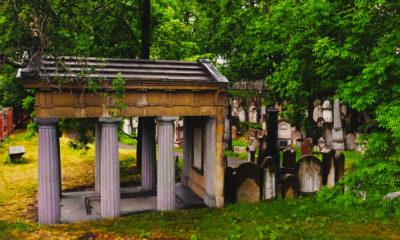 Знаменитые кладбища Праги фото и отзыв