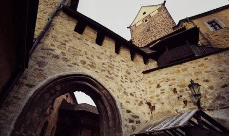 Крепость Локет в Чехии полный путеводитель