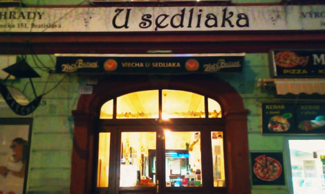 Отзыв про ресторан U Sedliaka Братислава