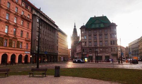 Недорогая аренда квартиры в центре Праги посуточно
