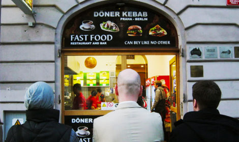Отзыв про ресторан турецкой кухни Doner Kebab Can Bey Прага