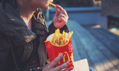Отзыв про Макдональдс в Праге с ценами