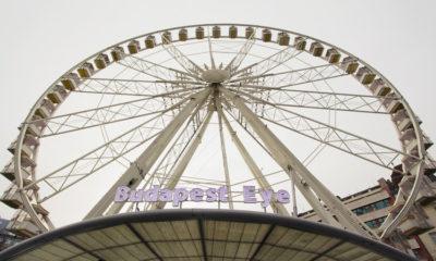Чертово колесо Будапешт