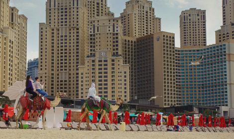 Транзит в Дубае выход в город и виза