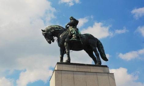 Отзыв про холм Витков Прага Жижков