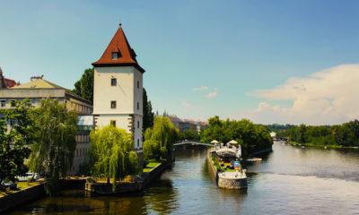 Все про Детский остров в Праге