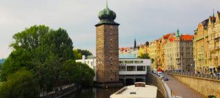 Посещаем Славянский остров в Праге самостоятельно