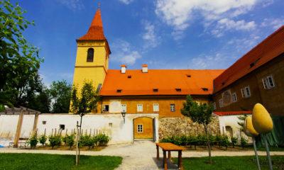 Отзыв про монастырь в Чешском Крумлове с фото