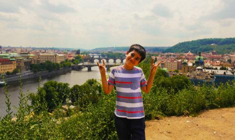 Отзыв про Летенские сады в Праге с фото