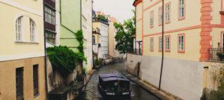 Прага остров Кампа достопримечательности с фото