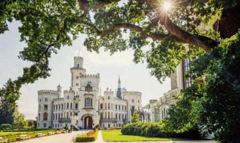 Отзыв про замок Глубока над Влтавой с фото