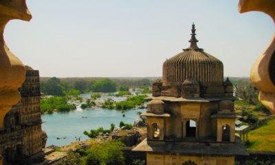 Наш отзыв про поездку в Орчху в Индии из Кхаджурахо