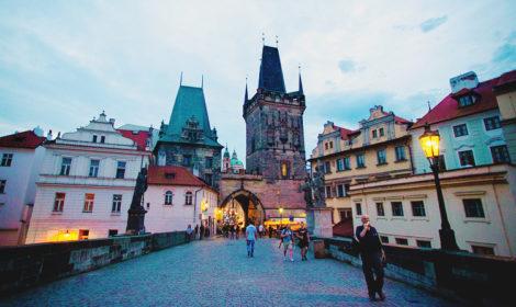 Карлов мост Чехия фото и отзыв