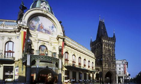 Прага Пороховая башня как добраться трамваи и автобусы