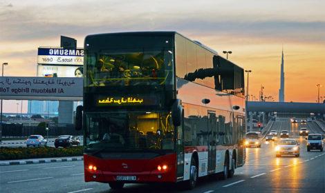 Как добраться из Шарджи в Дубай самостоятельно на автобусе