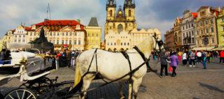 Староместская площадь в Праге фото и отзыв