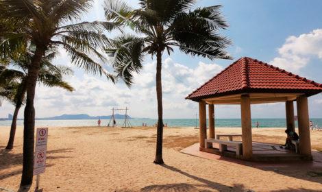 Что посмотреть рядом с пляжем Бан Ампур бич в Паттайе