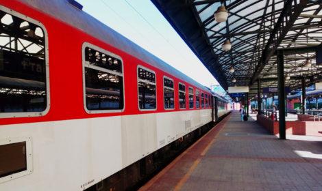 Все про главный вокзал Праги