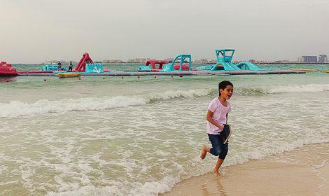 Пляжи в Дубае для детей Топ 5