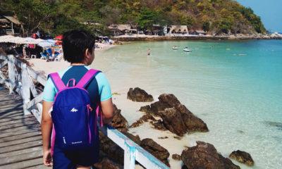 Какой выбрать пляж и отель остров Ко Лан Паттайя