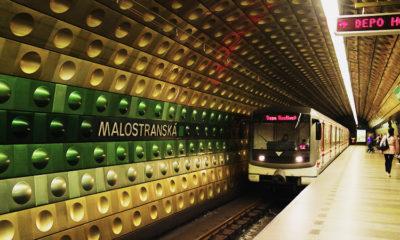 Все про метро Праги на русском языке схема и советы
