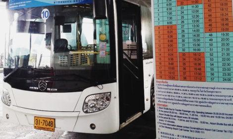 Трансфер в аэропорту Бангкока такси, вэны и шатлы