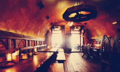 Пивные рестораны в Праге со средневековым колоритом обзор