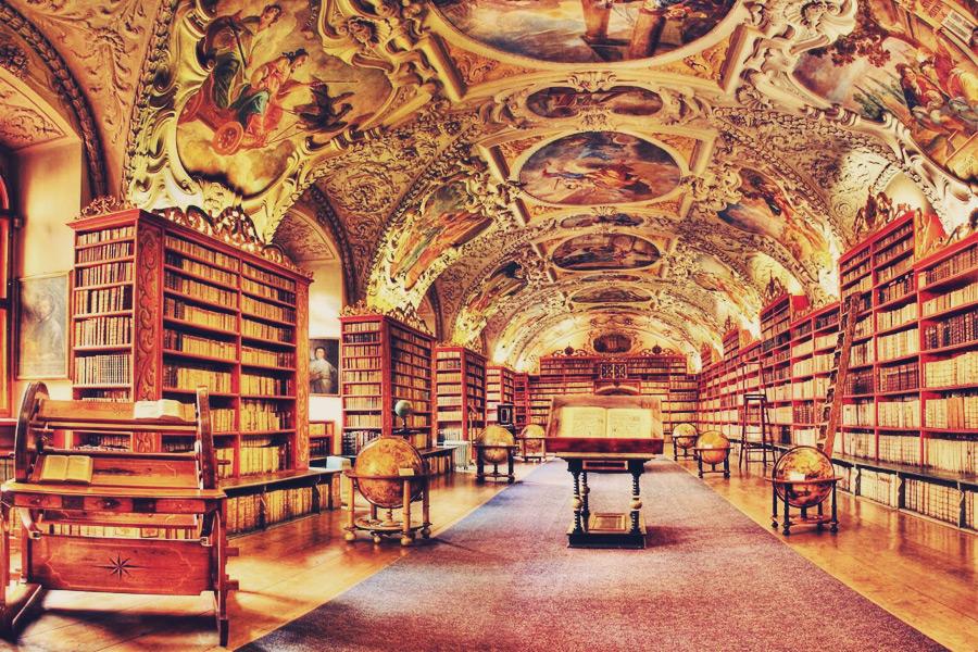 Музеи в Праге в центре