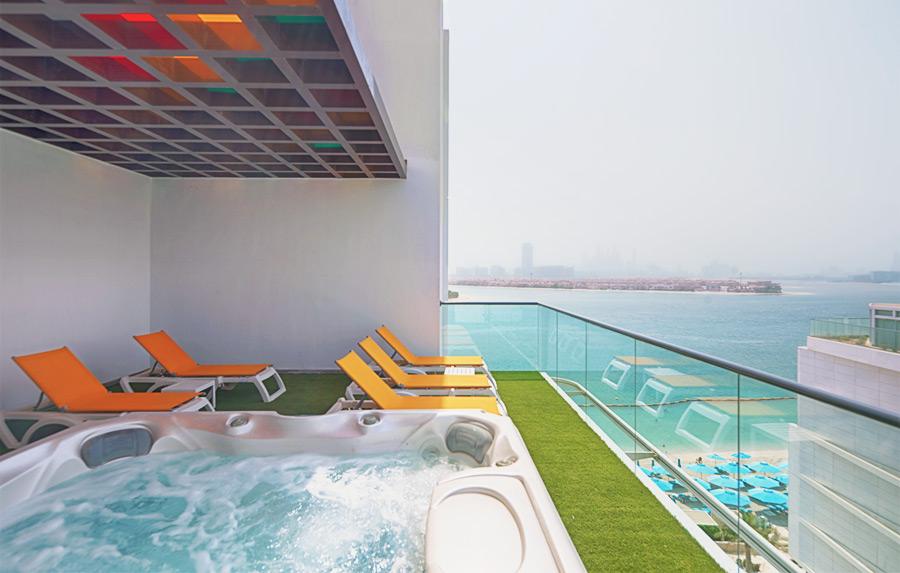 Отели Дубай все включено с собственным пляжем