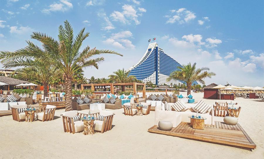 Отели Дубай 5 звезд с пляжем своим