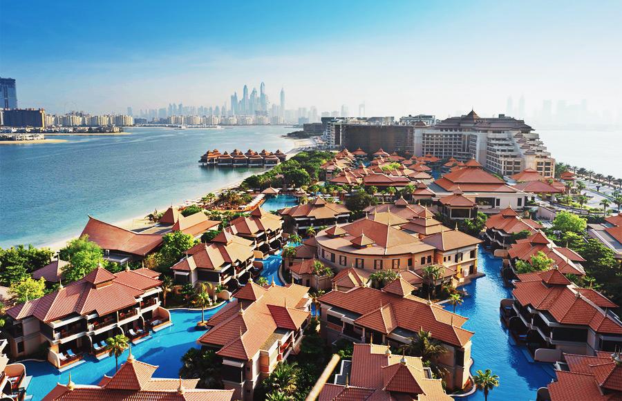 Лучшие отели Дубая с пляжем обзор