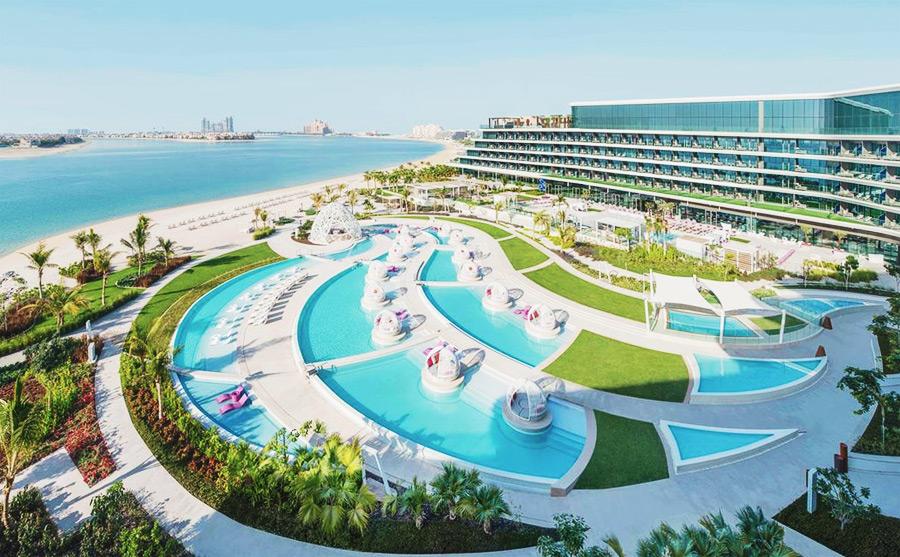 Отели в Дубае с собственным пляжем рейтинг