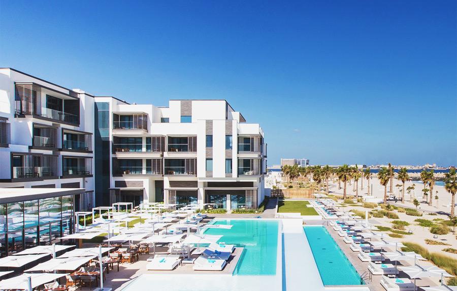 Дубай отели с пляжем первая линия