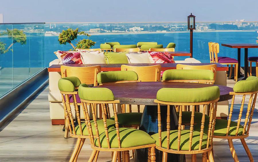 Отели Дубая 4 звезды с частным пляжем обзор