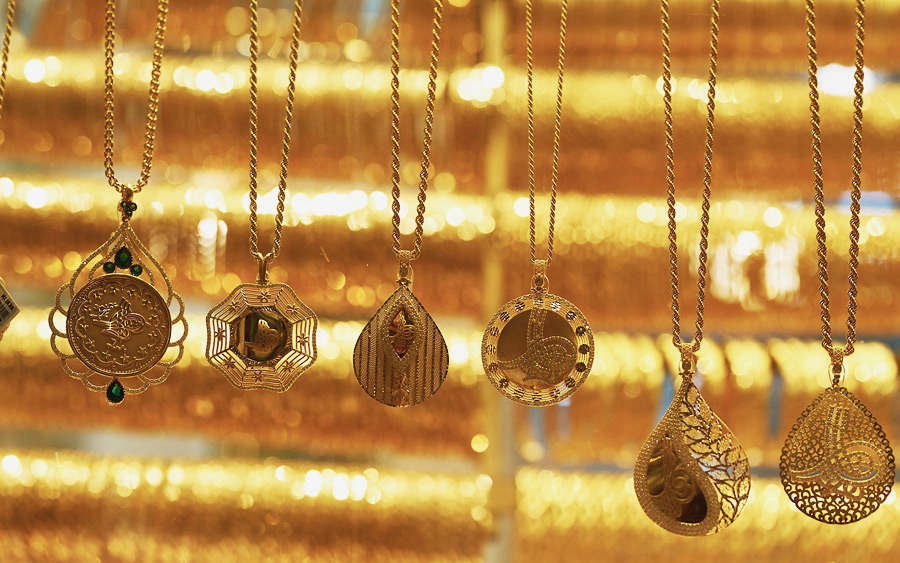 Про Золотой рынок в Дубае обзор