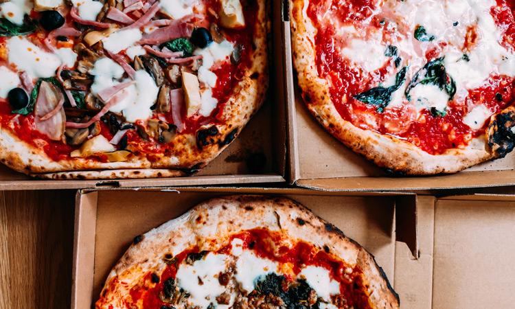 Где поесть хорошую пиццу в Праге