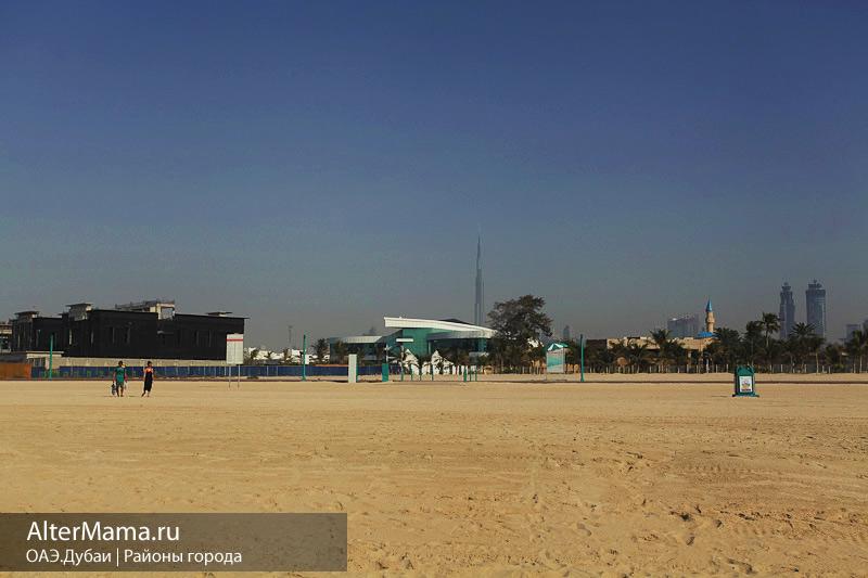 Район Дубая Джумейра фото и описание