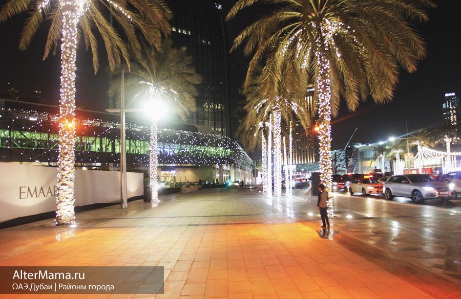 Какой район лучше в Дубае для отдыха