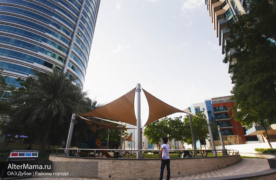 Какие районы в Дубае выбрать туристу для отдыха