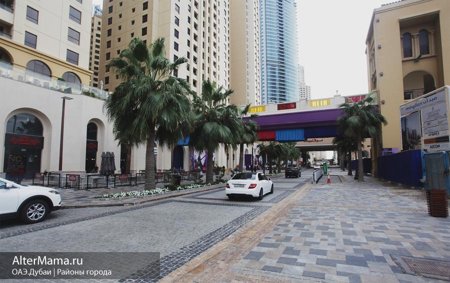 Дубай районы фото