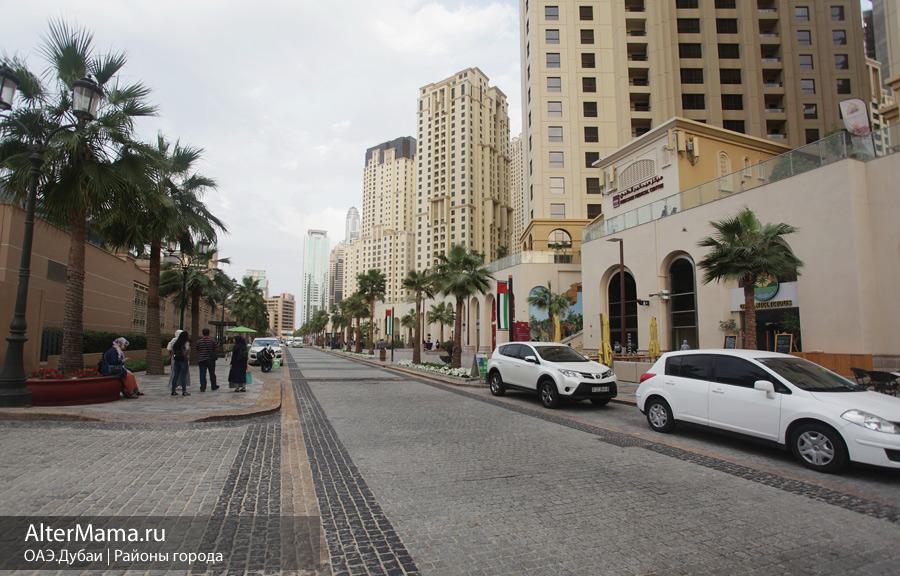 Дубай районы города обзор с плюсами и минусами