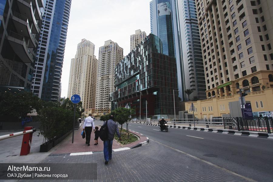 Лучший район Дубая для отдыха советы